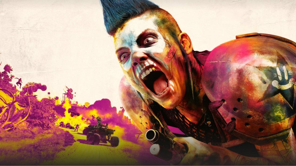 Rage 2 sees Avalanche, who created the Just Cause games, team up with iD Software – best known for Doom