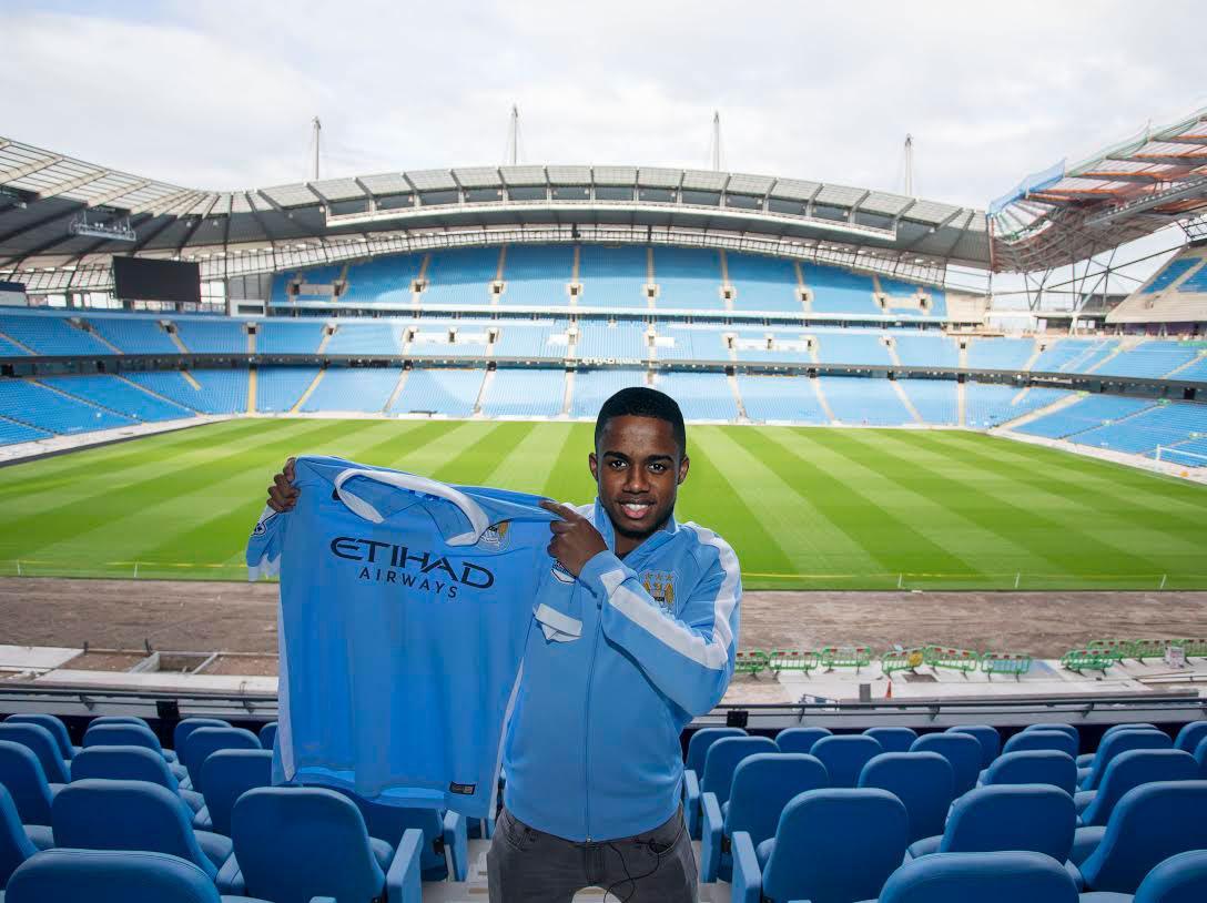Big signing