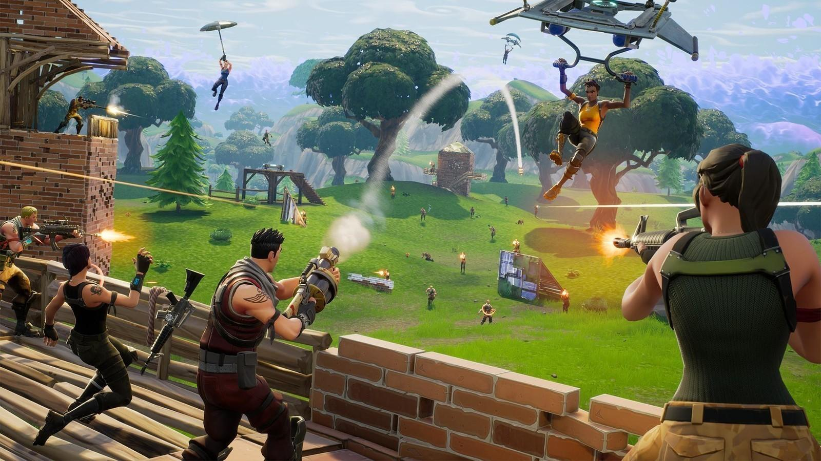 Fortnite has taken the world by storm… no pun intended