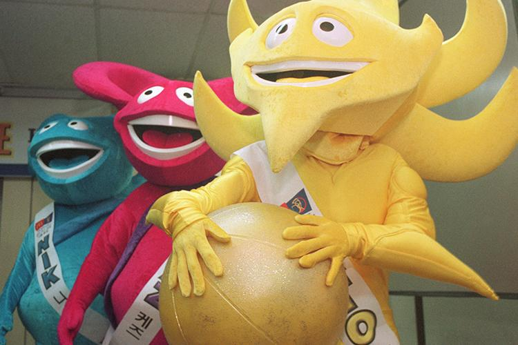 Not all World Cup mascots are made equal