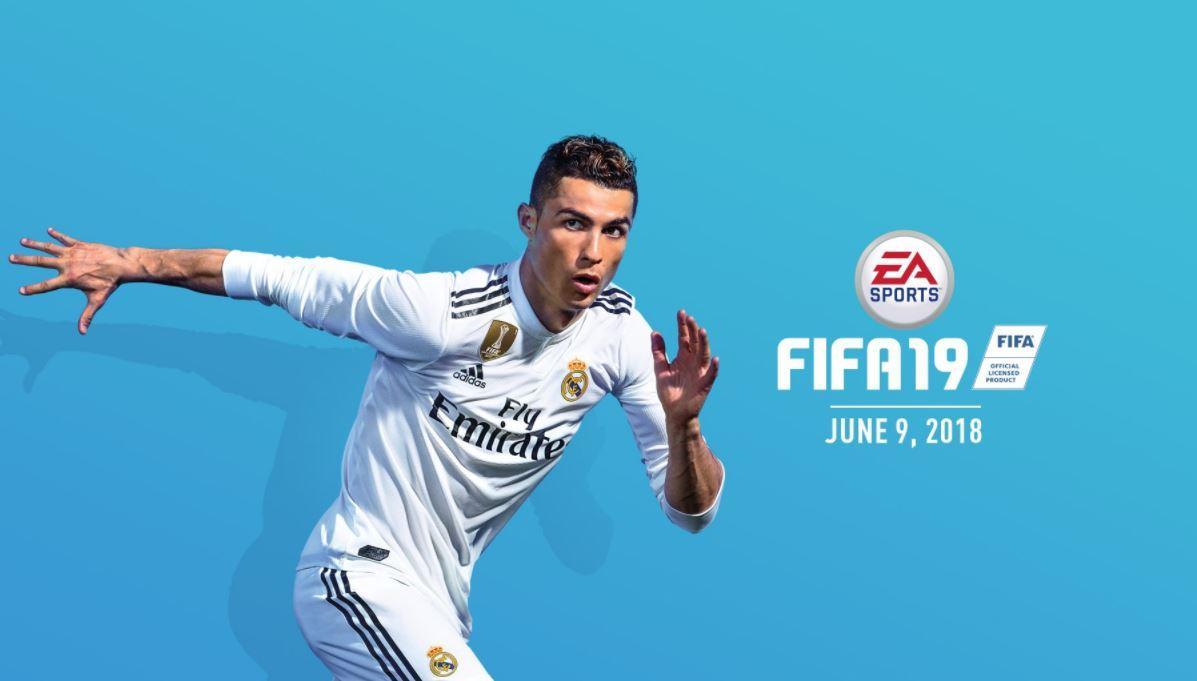 f62c8eeaa FIFA 19  Absolutely everything about EA Sports  new game - cover star  Cristiano Ronaldo