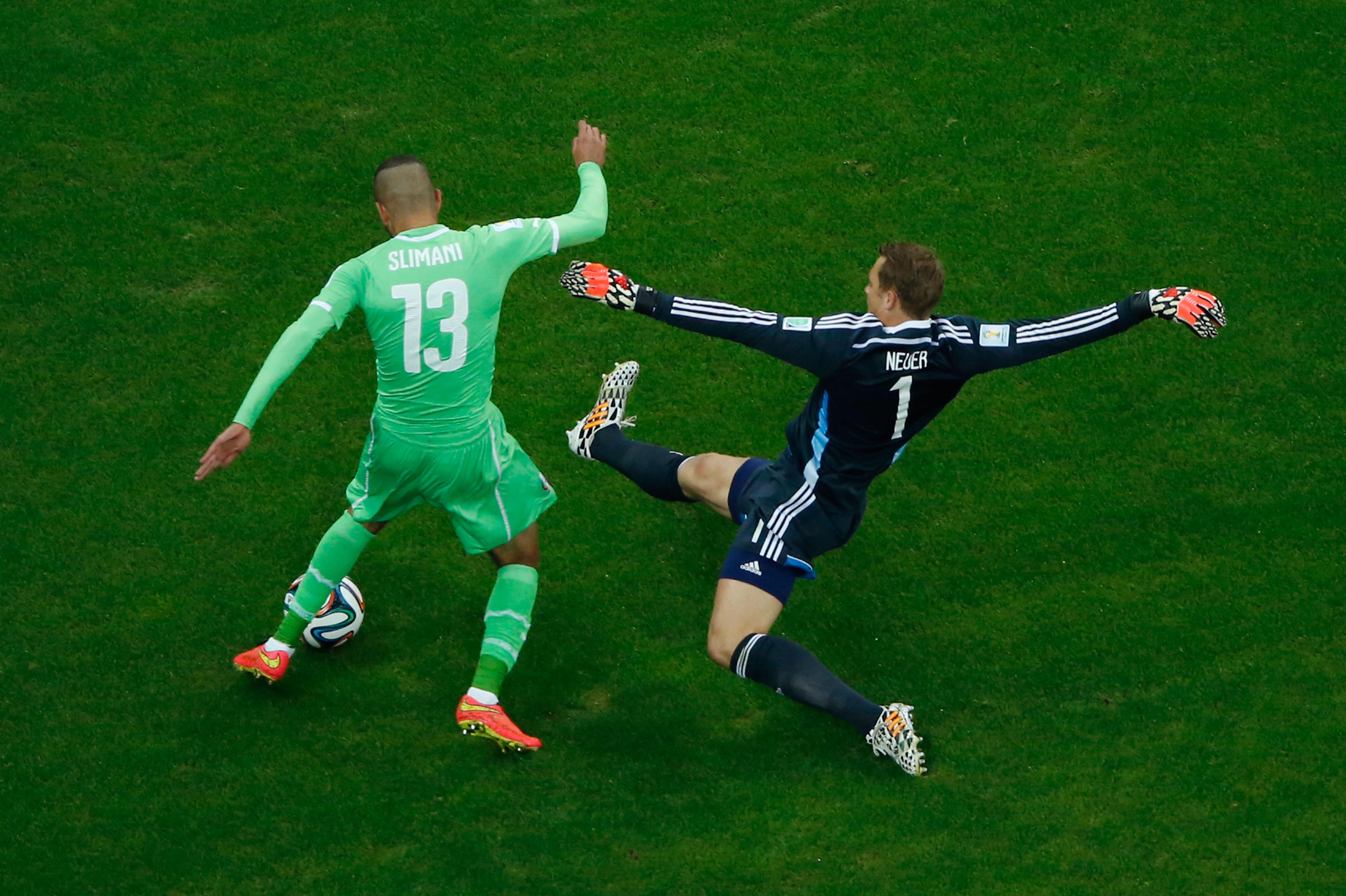 Still a better tackler than Shkodran Mustafi