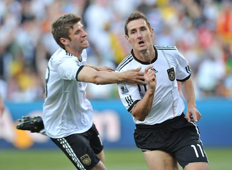Two World Cup Golden Boot winners in one team, nice.