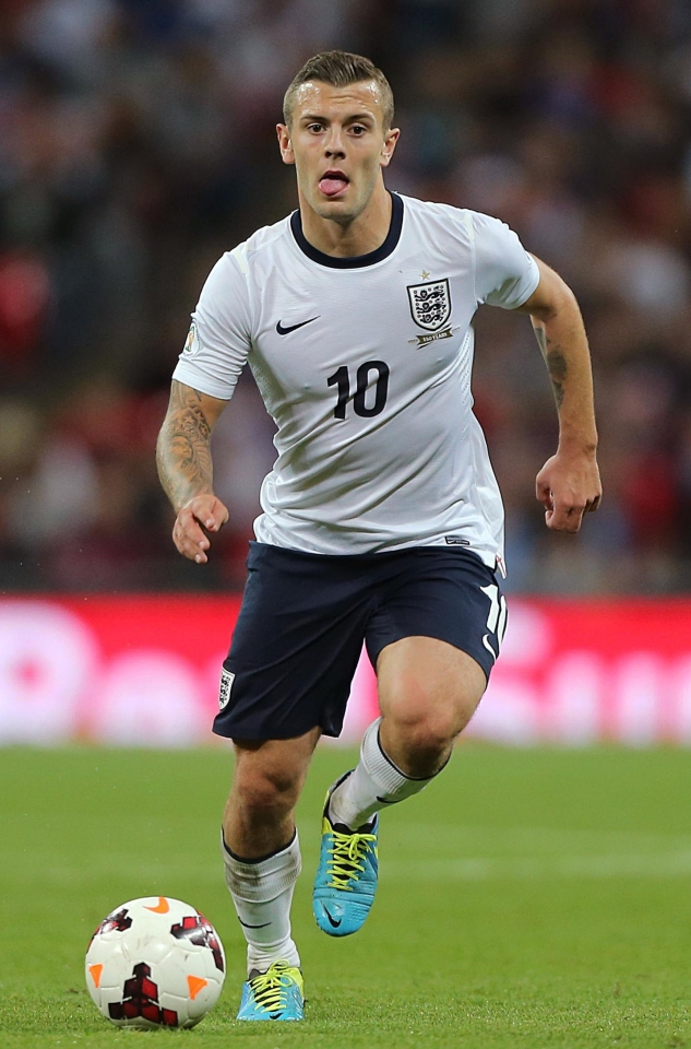 He was once named Man of the Match in six consecutive England games