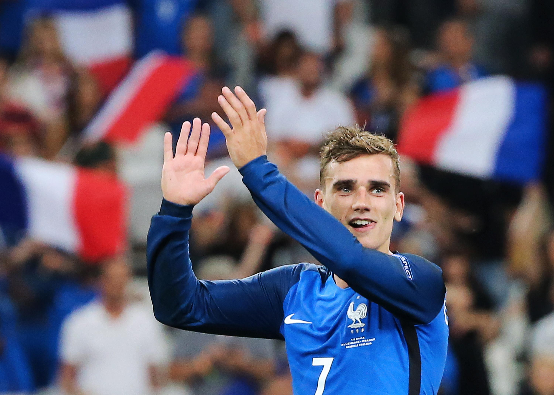 Les Bleus newest hero