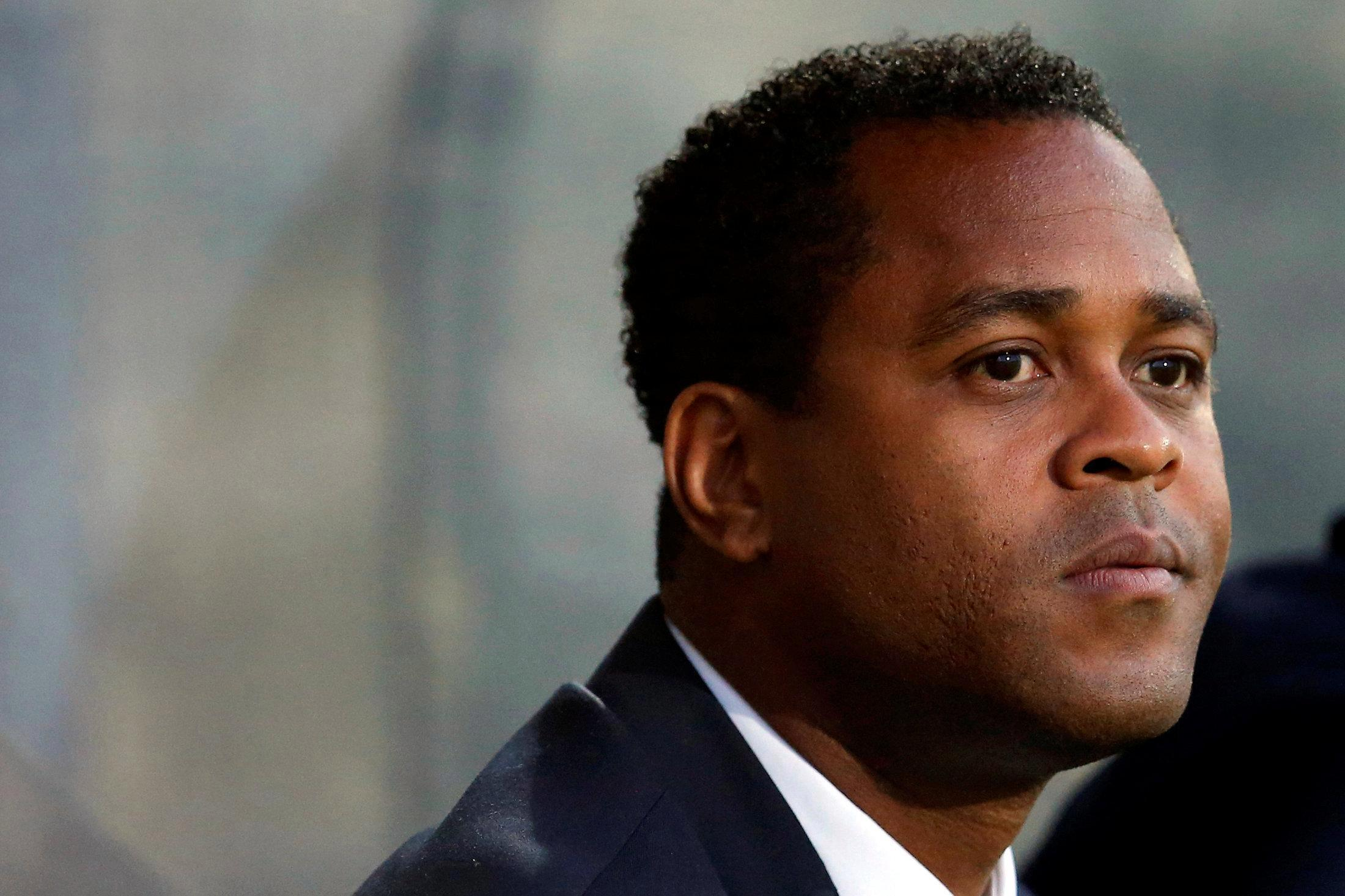 Legend Patrick Kluivert revealed he advised his son Justin to stay at Ajax