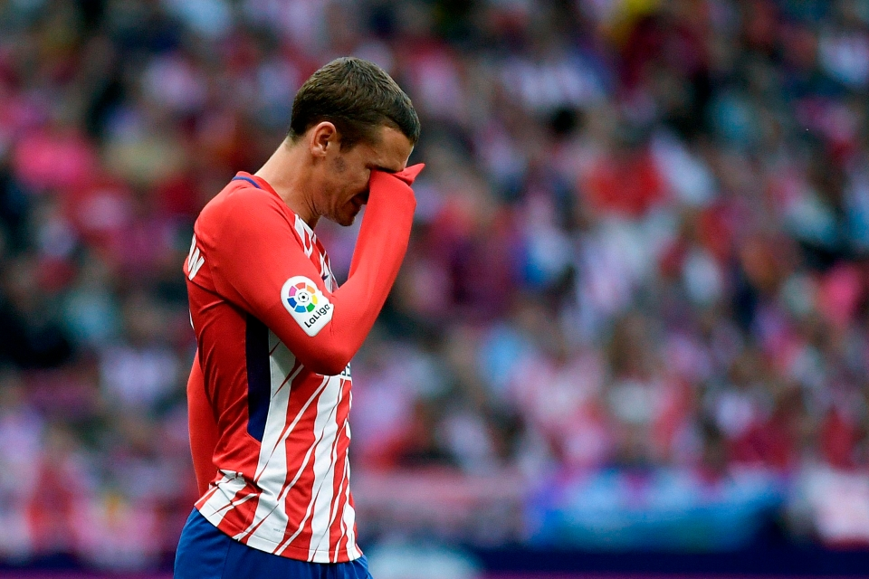 Griezmann has said his future will be decided before the World Cup