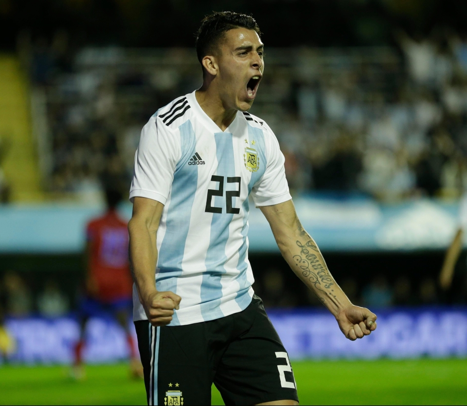 Yet another Argentine superstar in waiting…