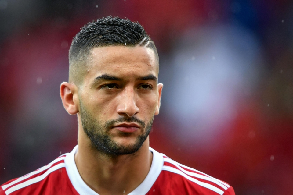 Ziyech is Morocco's best player