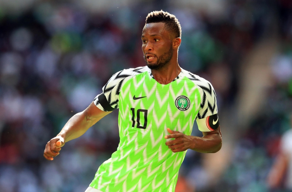 John Obi Mikel's new advanced role will come as a surprise to many
