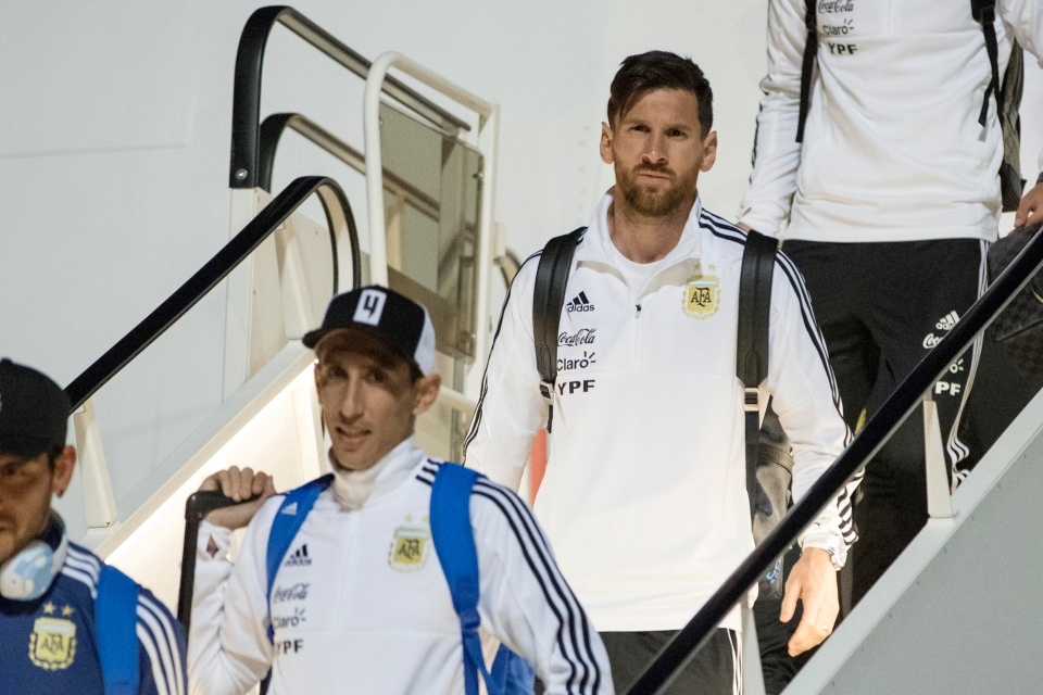 Argentina have a big advantage over their World Cup rivals