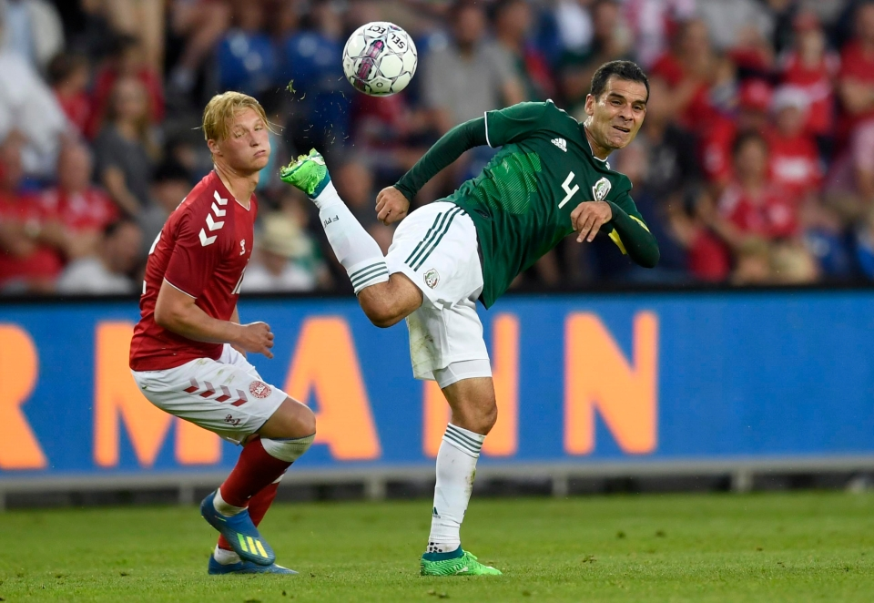 Rafael Marquez will make his World Cup swansong in Russia this summer