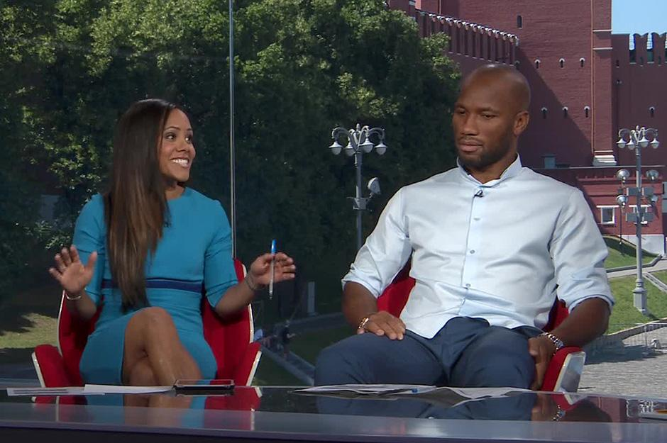 Alex Scott has been one of the BBC's best pundits this World Cup