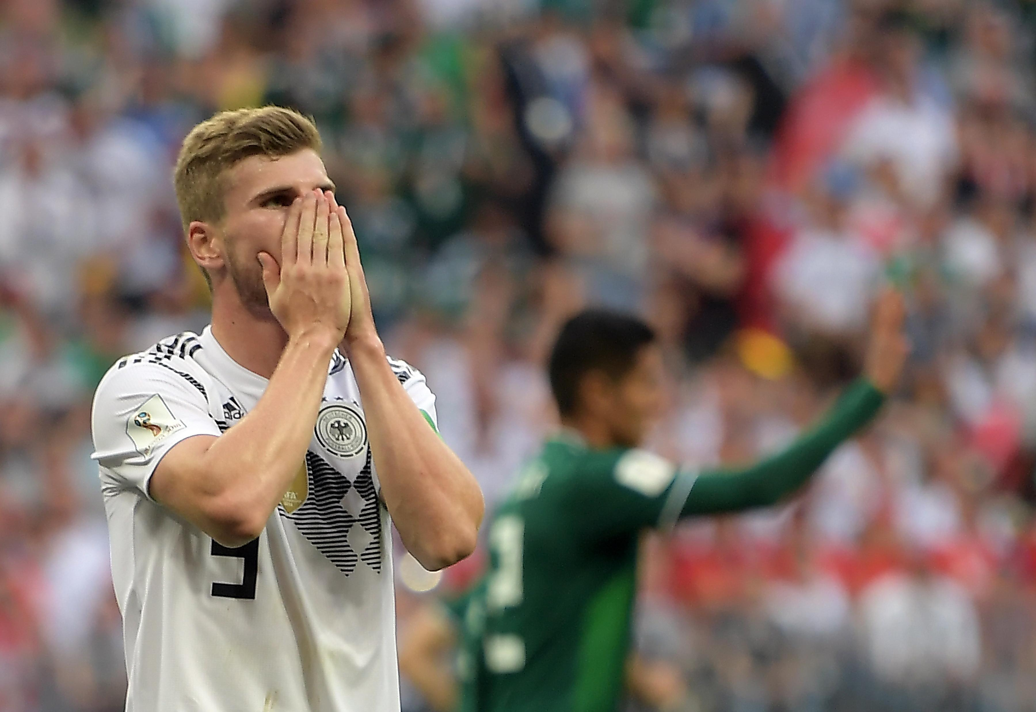 Werner and co. were blown away by Mexico