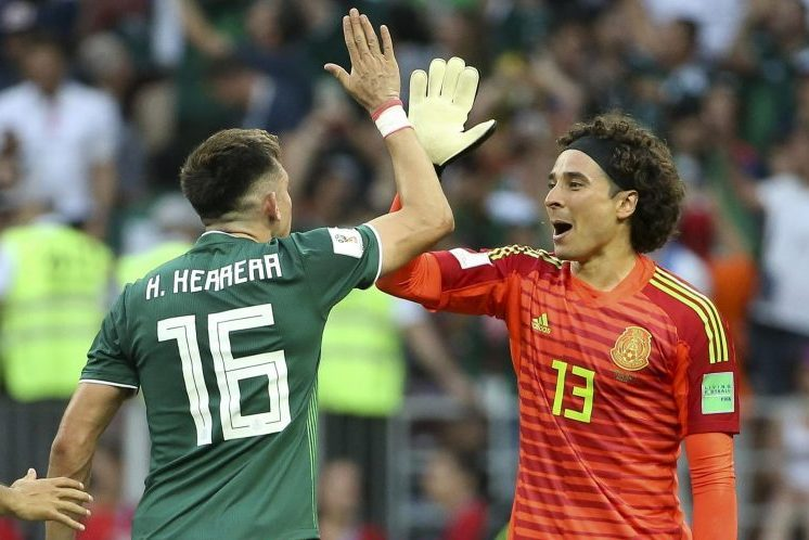 High five if Germany cant score against you