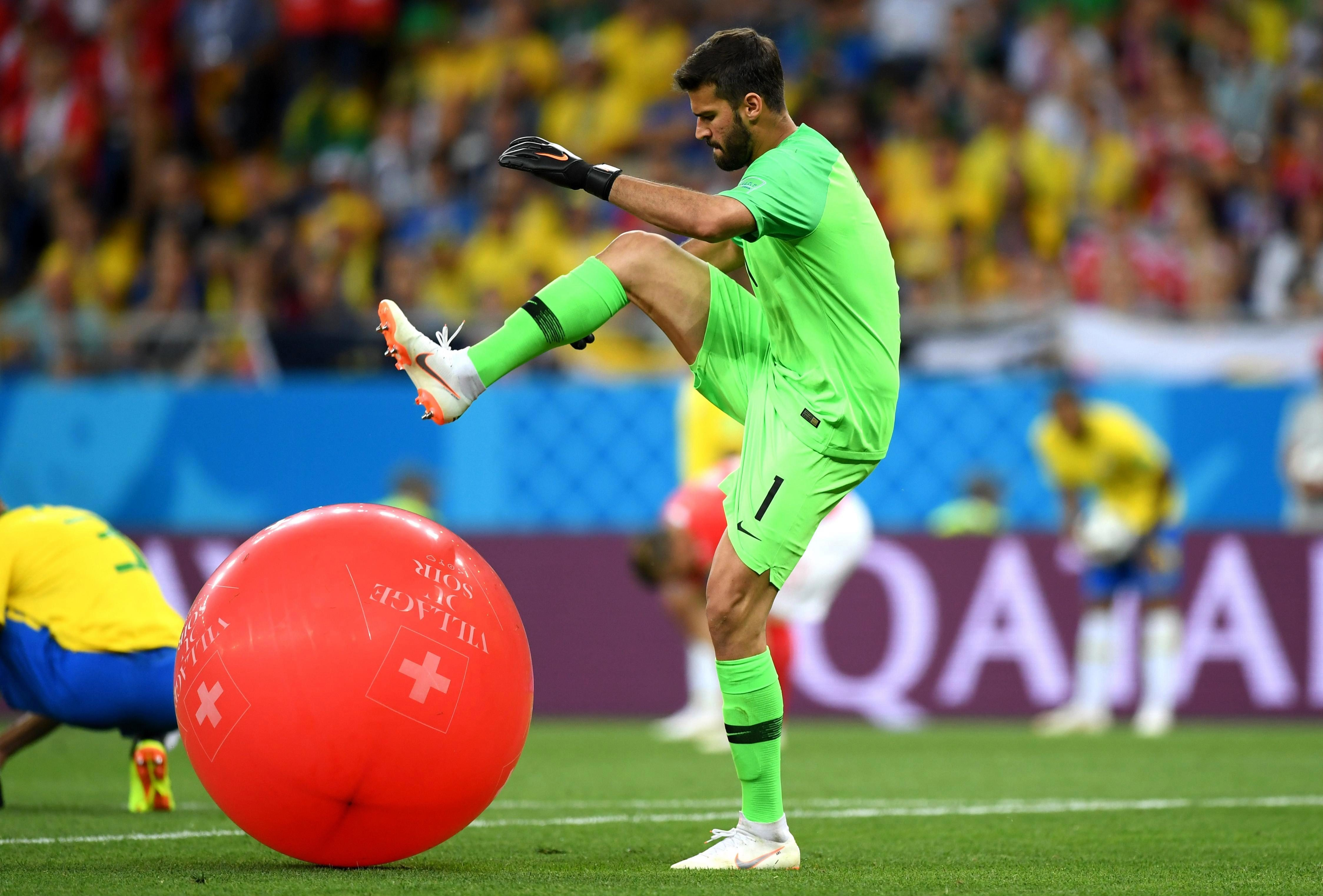 He passed the beach ball test CC: Liverpool