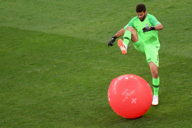 Yep, that's not a football