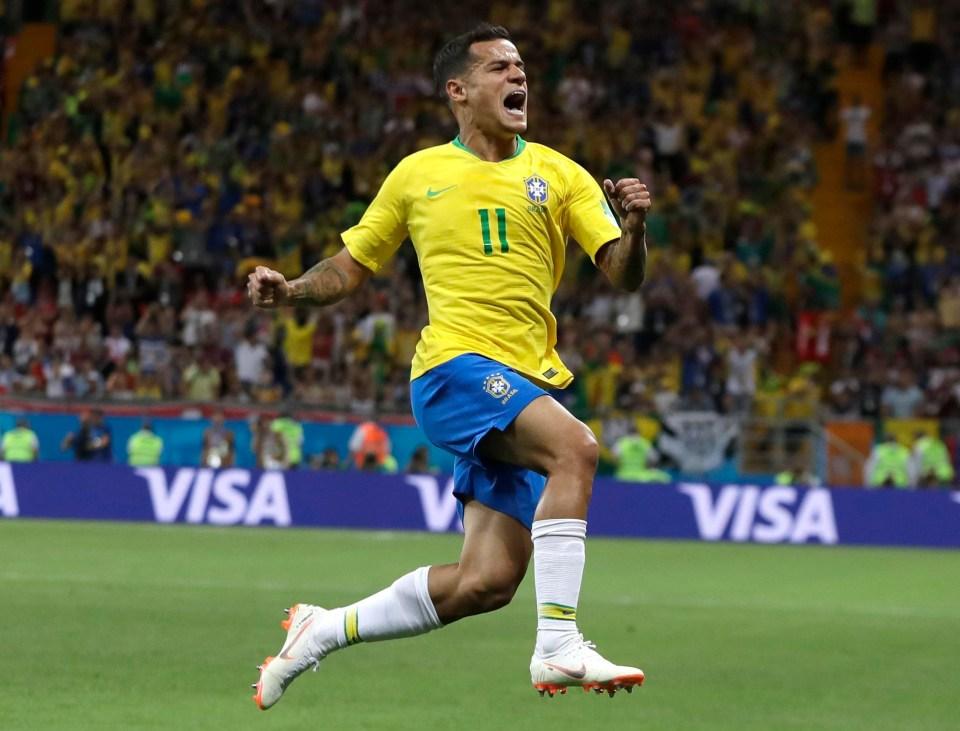 Brazilian sniper