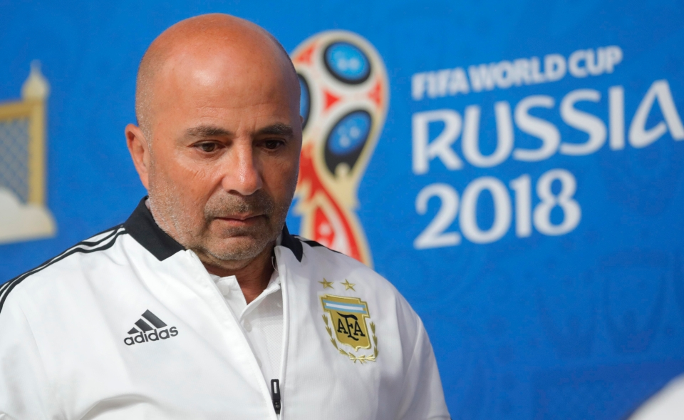 Sampaoli needs a hero