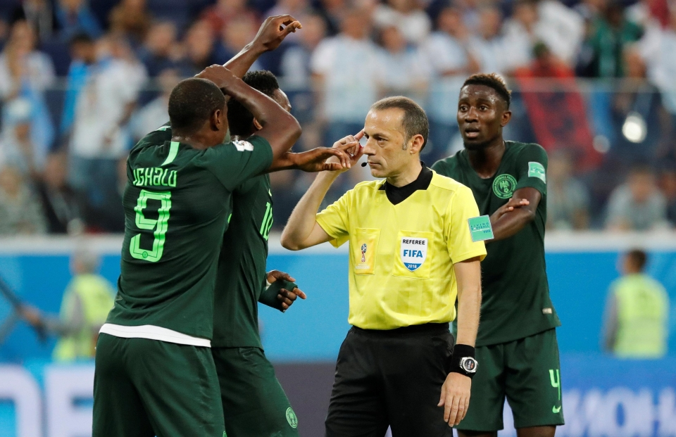 Yep, another VAR discussion… just what we all need