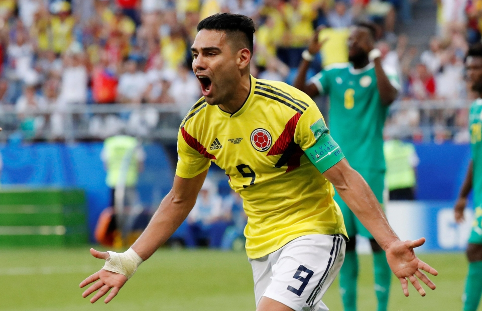 Falcao with a Yorkshire accent? Stranger things have happened