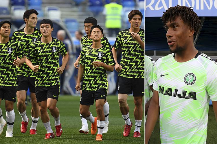 There should be a separate World Cup just to show off Nike s pre-match kits a4c36c8c1d21