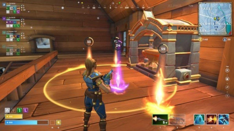 The new forge system has caused controversy within the community