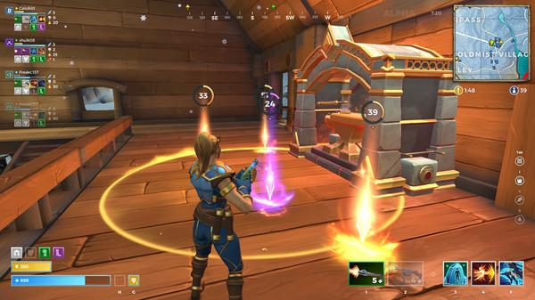The forge can be used to upgrade weapons and armour