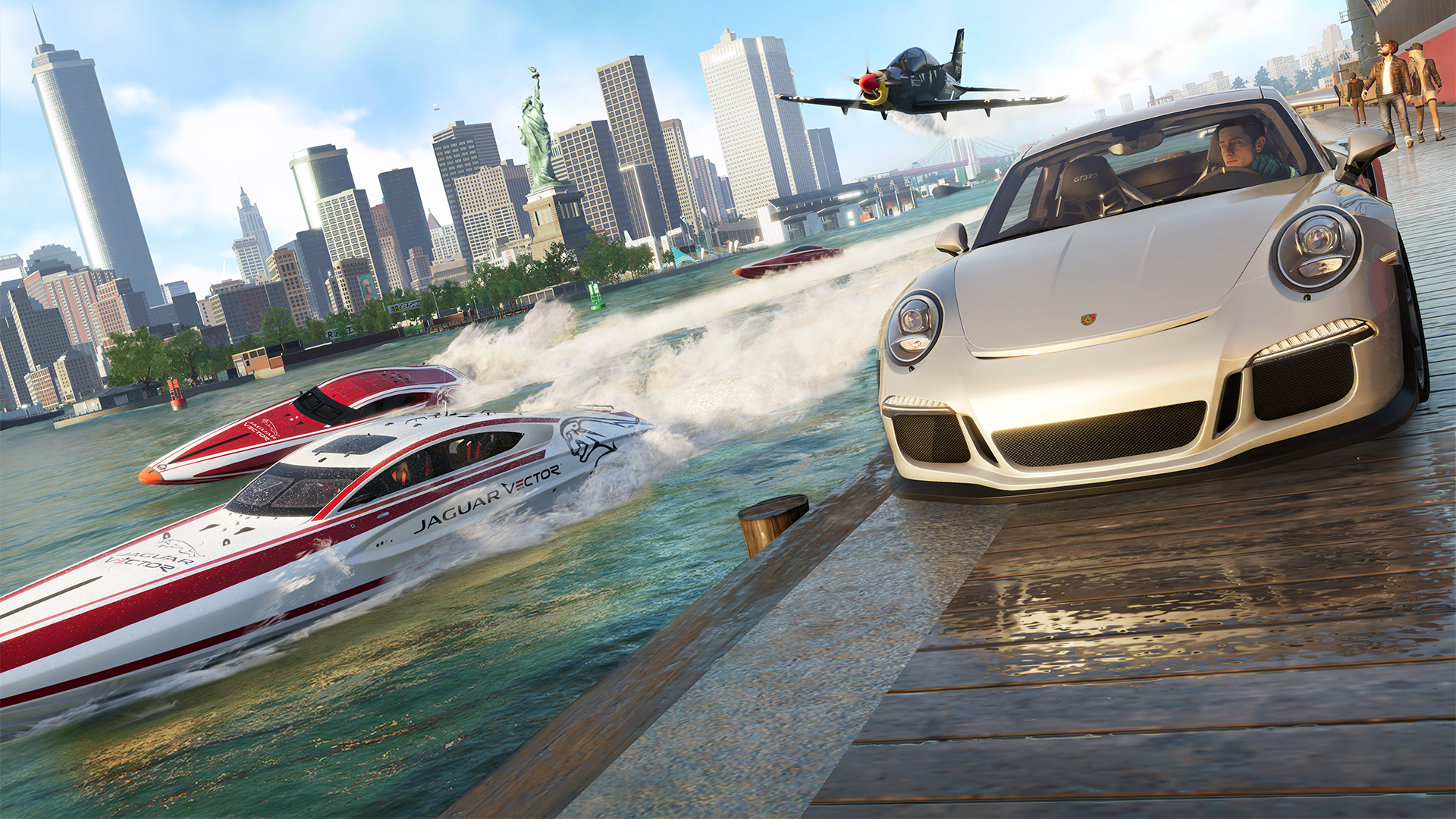 The Crew 2 looks absolutely stunning in motion