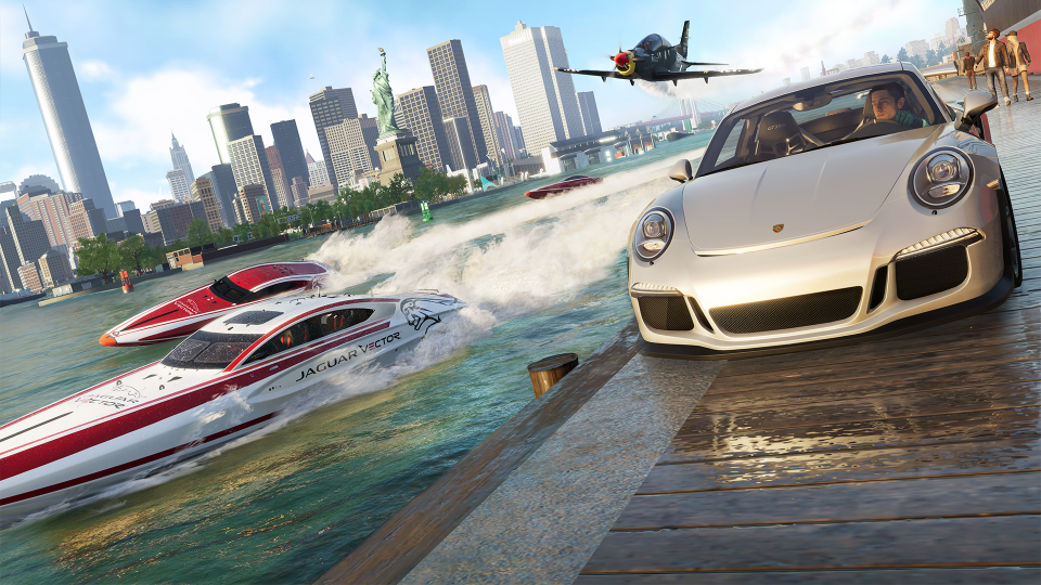 Ubisoft's The Crew 2 looks absolutely stunning in motion, and it arrives later this month