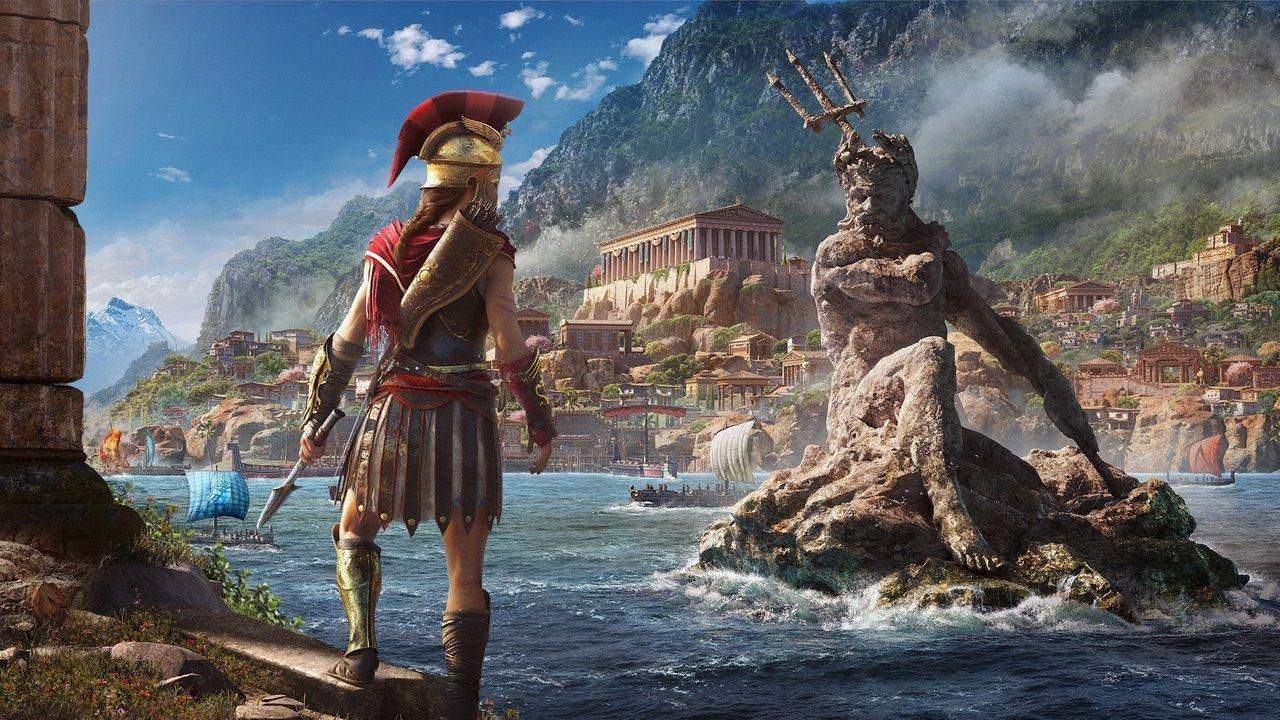 Odyssey will have the largest world seen in the series