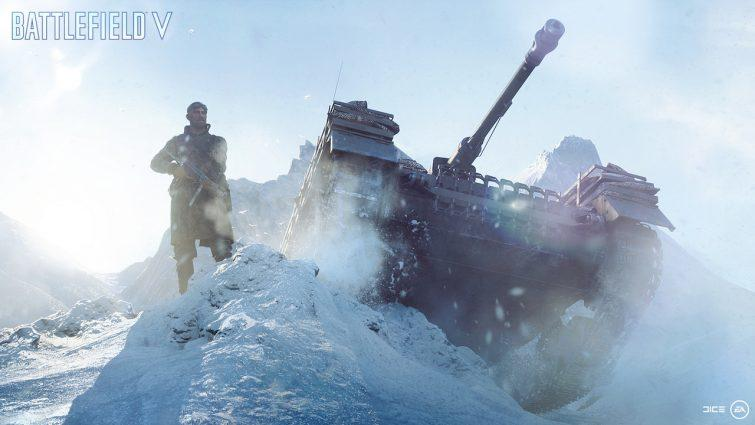 EA DICE's Battlefield V will push COD: Black Ops IIII all the way this year
