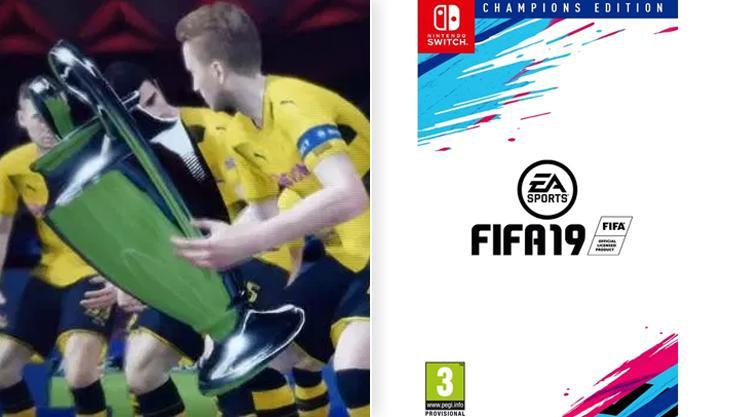 FIFA 19: The Nintendo Switch version of FIFA 19 looks