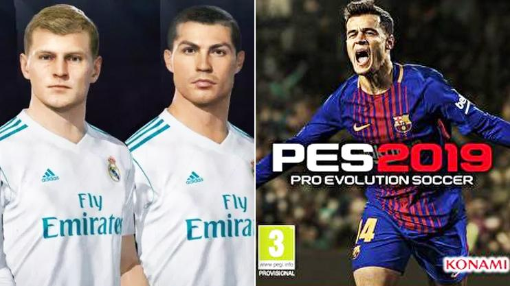 PES 2019: Konami may have just signed Real Madrid