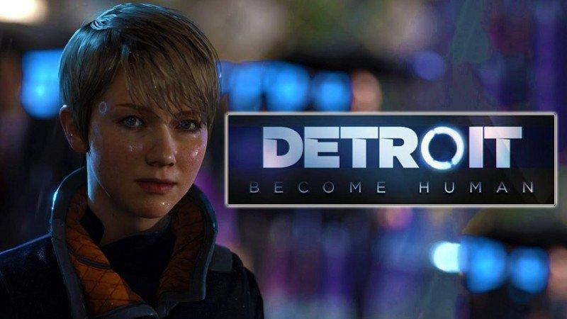 Detroit: Become Human will grip you with it's futuristic world and is out now!
