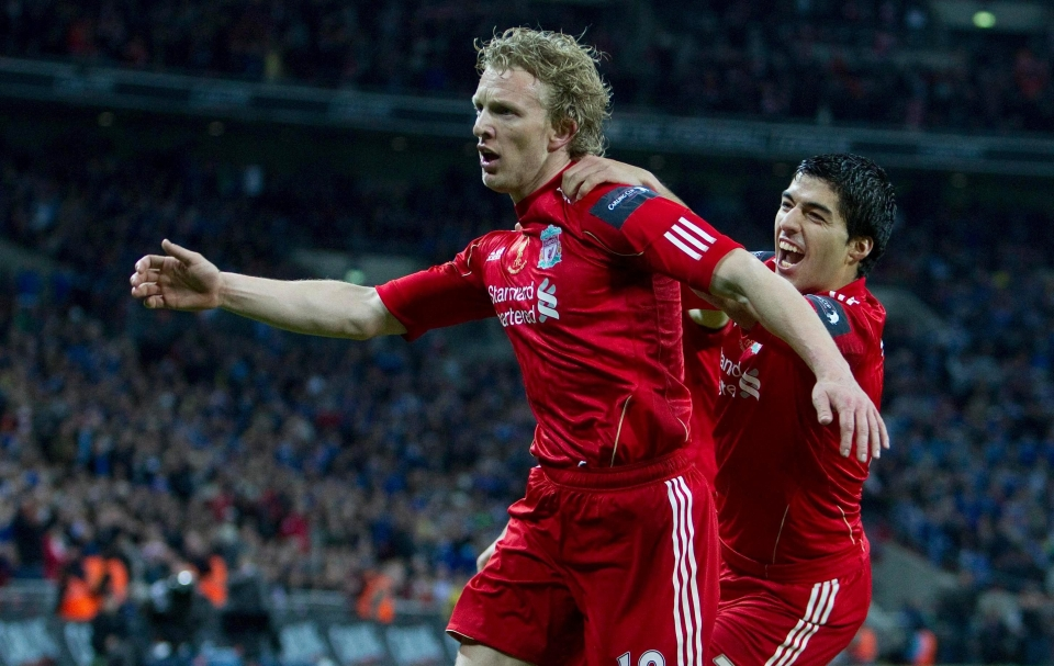 Forget Lionel Messi, Luis Suarez played with the real GOAT at Liverpool