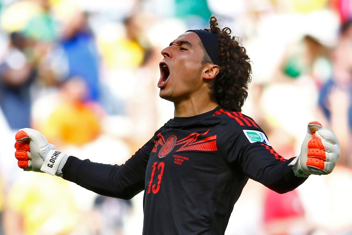 How Guillermo Ochoa Became The Best Goalkeeper In The World For 3 Weeks