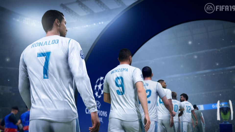 Cristiano Ronaldo will be on the cover of FIFA 19