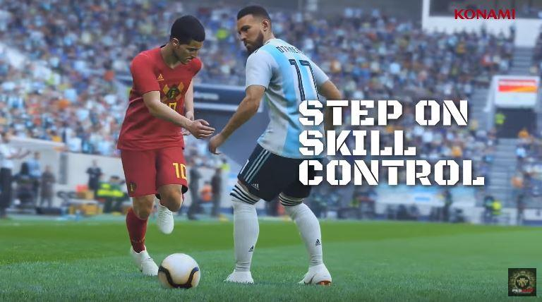PES 2019 offers more control than ever before