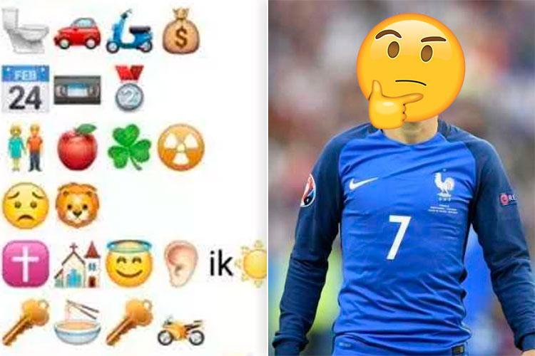 World Cup Emoji
