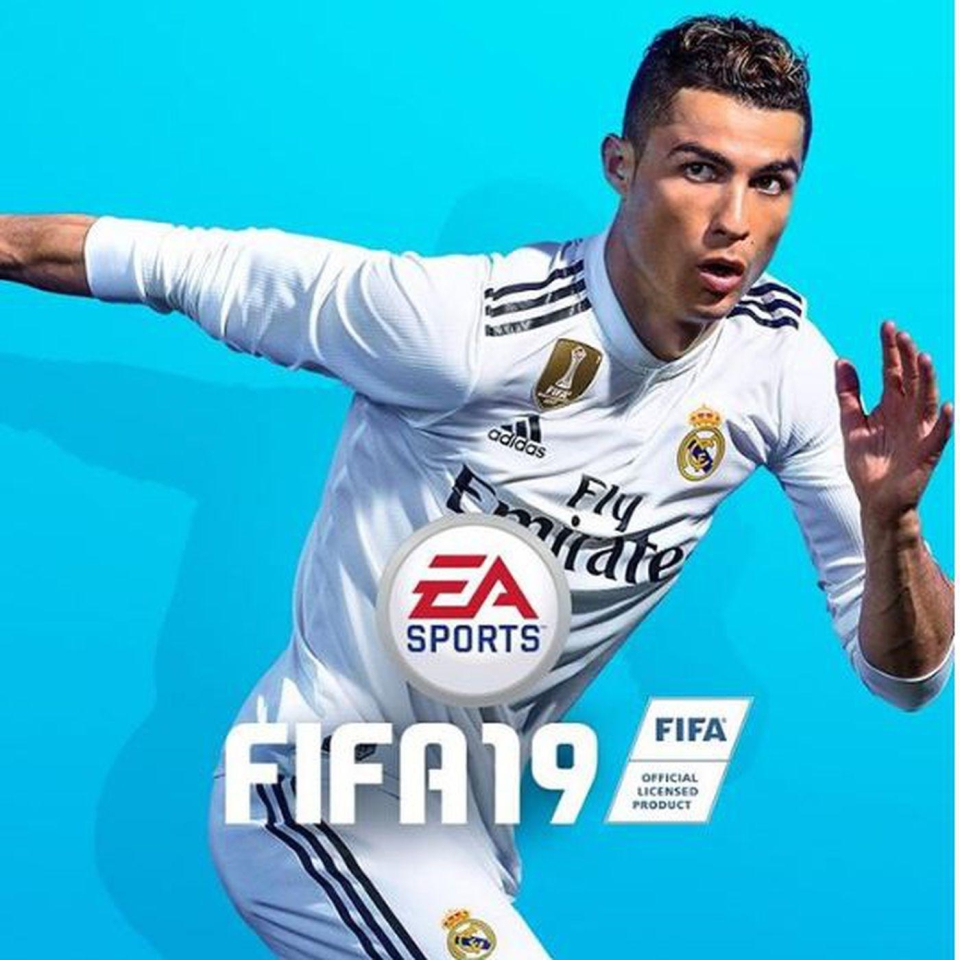 The games cover was set to feature Ronaldo in Real Madrid kit