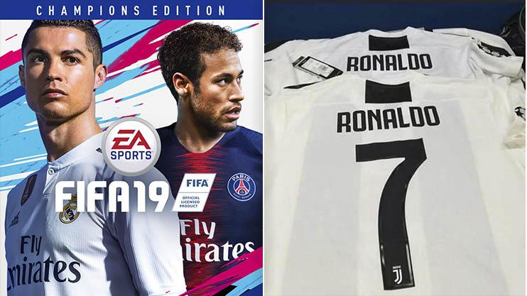 official photos 5673b ba767 FIFA 19: What will happen if Ronaldo goes to Juventus?