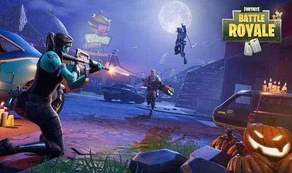 Epic Games have previously run a limited time Halloween theme