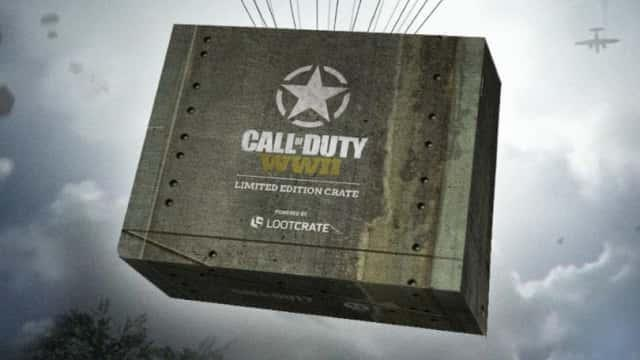 Call of Duty, now infamous for its loot boxes
