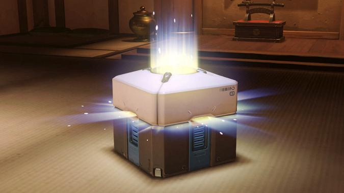 Overwatch loot boxes are purely cosmetic and don't affect in-game play