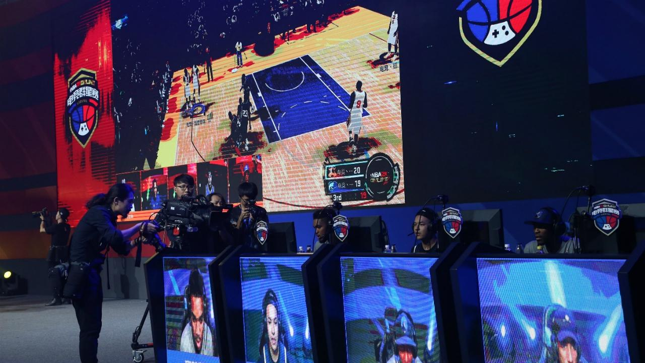 The NBA 2K League has been building in popularity