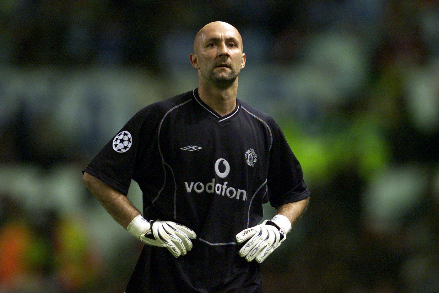 The real Barthez. Not to be confused with the lookalike from earlier