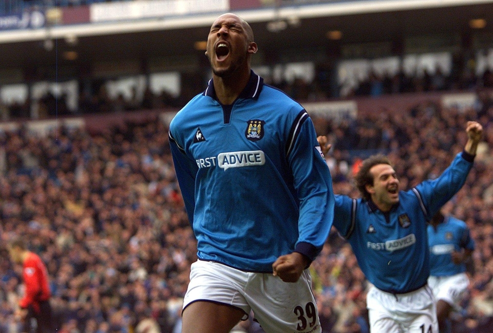 Weird that no Man City fans will remember this