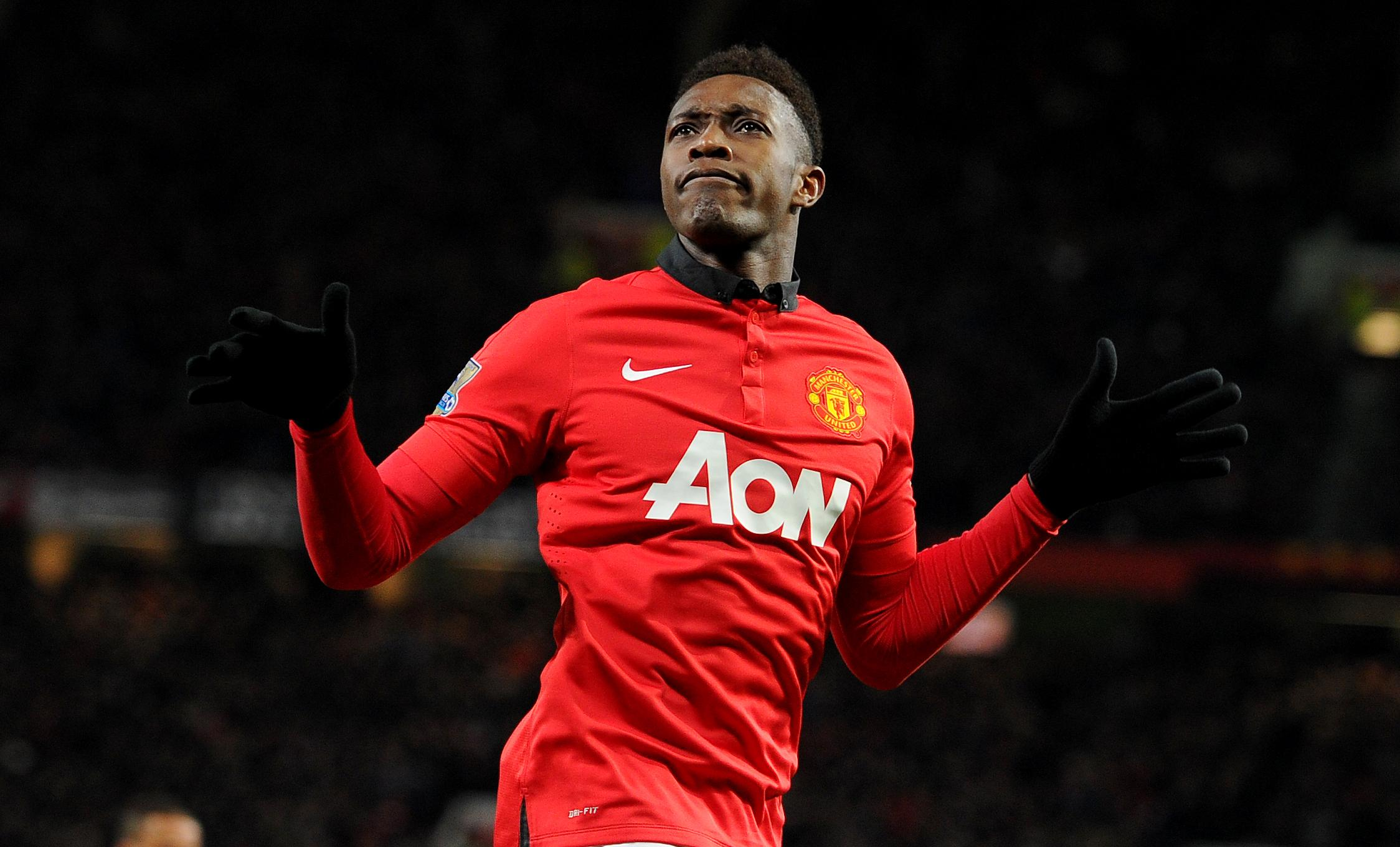 Remember when he was Man United's man main? No, us neither…