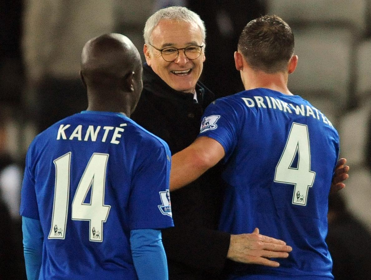 Kante's twin just out of shot